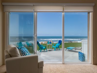 Photo for Spacious and  Spectacular Beachfront,  Designed for Families with Kids & Babies