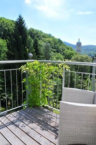 Photo for Apartment with balcony and dream view