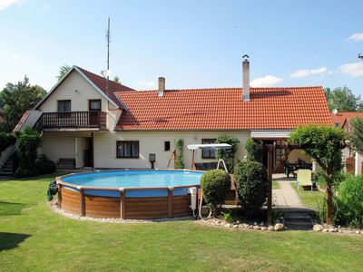 Photo for Wonderful private villa for 5 people with private pool, WIFI, TV and parking