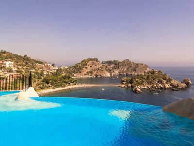 Photo for Sea Life Taormina - Infinity pool