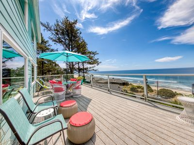 Photo for Incredible ocean views and a great location!