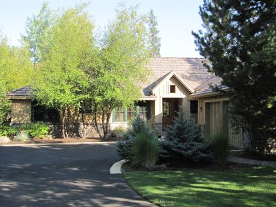 Photo for Beautiful Home On The Crosswater Golf Course, Mountain Views, Year-Round Sports