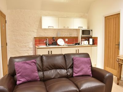 Photo for Cosy double suite at the Rock and Fountain lodges with great transport links to Newport and Cardiff