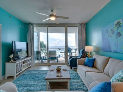 Photo for Fall is Fabulous here. Killer beach views. Dates in Sept. & Oct. now available.