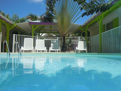 Photo for Vacation Rentals Sainte Anne (Guadeloupe) 2/5 people