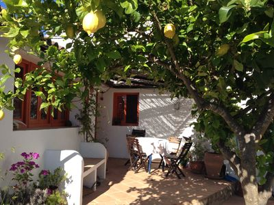 Photo for PUERTA GRANDE - dreamlike cottage in the heart of Andalusia