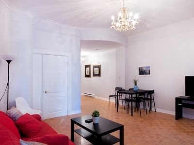 Photo for Up to 8 Guests in the heart of Montreal.