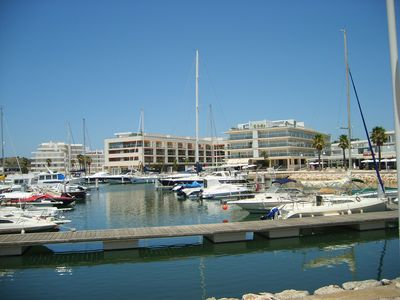Photo for Marina De Lagos - 2 Bedroom, Air Conditioned Apartment, Pool Access - Sleeps 4