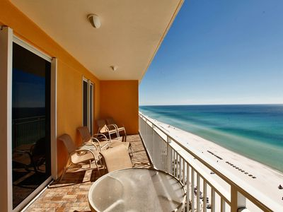 Sterling Reef condo rental in Panama City Beach, Fl by Panhandle Getaways