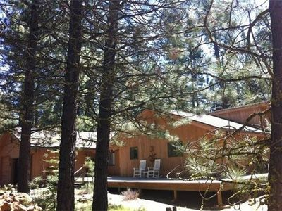 This one story home is a short bike ride to the newly renovated Lodge Rec area.