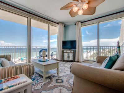 Photo for Location! Location! Location! Enjoy breathtaking views from this corner unit