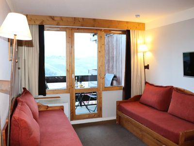 Photo for 1BR Studio Vacation Rental in MACOT LA PLAGNE