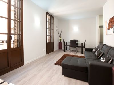 Photo for Apartment Roger 3-2 eixample