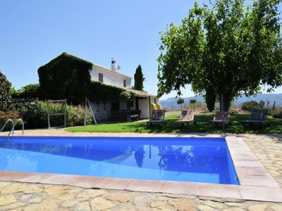 Photo for Typical Andalusian cortijo featuring private pool close to Granada.