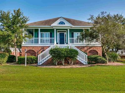 Photo for DeBordieu Villa in Marsh Lake - Close to Beach and Pool