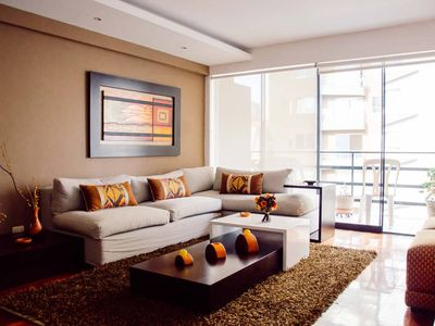 Photo for Cute apartment in the best location - Miraflores