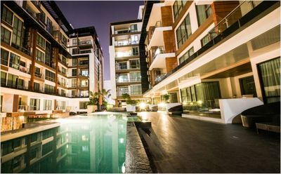 Photo for Luxurious and Chic Condo Pattaya Center