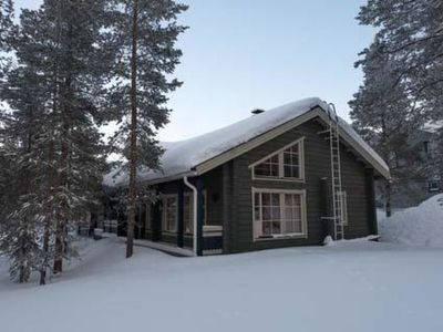 Photo for Vacation home Ylläskaira a in Äkäslompolo - 8 persons, 3 bedrooms