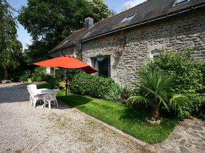 Photo for Cremoren Cottages Gîte Saint Adrien 4 pers SPA pool