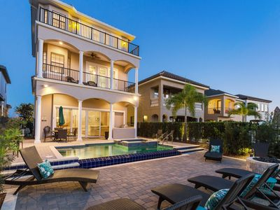Photo for House of Views | 6 Bed Villa with Kids` Bedroom, Games Room, Infinity Edge Pool