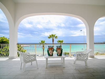 Photo for 2BR Apartment Vacation Rental in Fontane Bianche, Sicilia