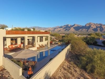 Photo for SUMMER SPECIAL -$2,800.00    5* Captivating Catalina Mountain view home