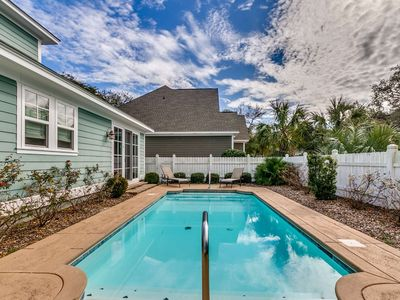 Photo for Summer Special Rates! Spacious Home with Private Pool in North Beach Plantation