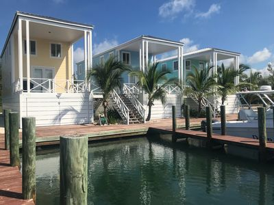 Photo for Bimini Waterfront Villa 3 bedroom 2 bath, dockage for 2 boats included in rental