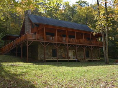 Mountain Retreat Perfect for the Entire Family
