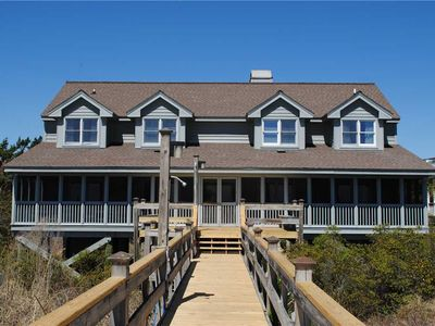 Photo for Princess And Pirates Cottage: 5 BR / 5.5 BA house in Pawleys Island, Sleeps 16