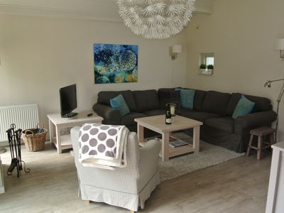 Family friendly, comfortably furnished and very close to the beach!