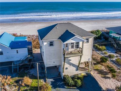 Photo for PICCOLO PARADISO: 4 BR / 3.5 BA oceanfront in Topsail Beach, Sleeps 8