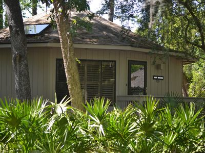 Pet Perfect/People Friendly Sea Pines Home - Walk to the Beach and Pool!