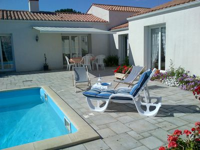 Photo for Holiday Home near the Beach Sableaux