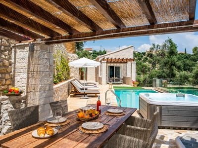 Photo for Villa Jacaranda - Two Bedroom Villa, Sleeps 4