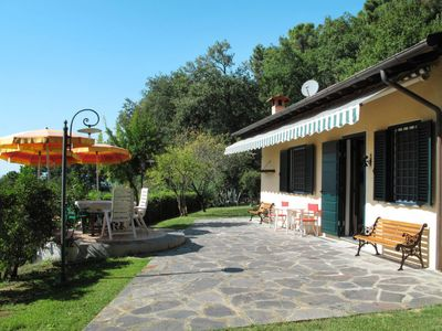 Photo for Vacation home Casa Sole (COS109) in Corsanico - 5 persons, 2 bedrooms