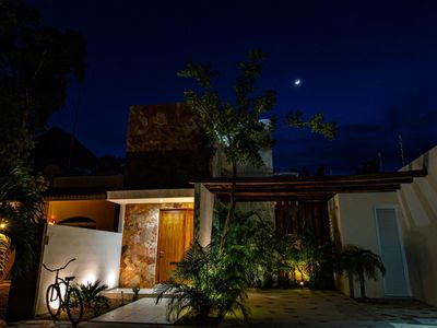 Photo for Modern & Chic Luxury Jungle House in private gated community Tulum