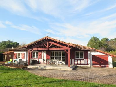 Photo for Beautiful and quiet villa in Messanges