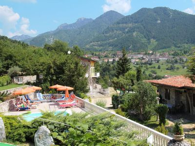 Photo for Apartment Fattoria La Tartufaia (TMO106) in Pieve Tremosine - 4 persons, 2 bedrooms