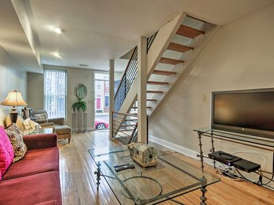 Photo for NEW! Baltimore Townhome -Walk to Marina and Ferry!