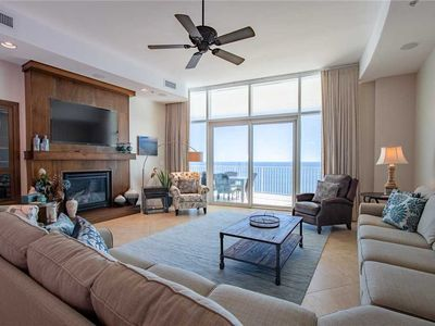 Photo for Turquoise Place 2802C: 3 BR / 3.5 BA condo in Orange Beach, Sleeps 9