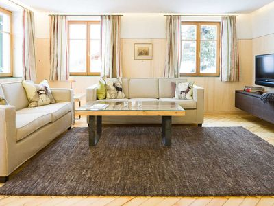 Apartment 1, comfort and comfort (4 Edelweiss) - Haus Kammern 168