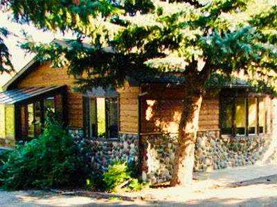 Photo for THE SUNSET HOUSE IS JACKSON HOLE COMFORT IN A PERFECT SETTING