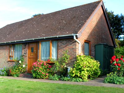 Photo for Delightful Holiday Cottage Close to Eastbourne in the grounds of a manor house