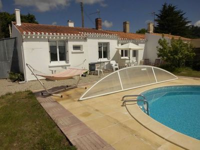 Photo for Villa 8 People - Pool, Spa, Garden 15km from beach