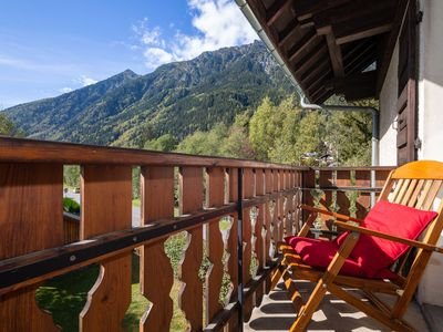 Photo for 2BR Apartment Vacation Rental in Chamonix