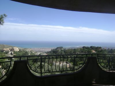 Photo for EXCLUSIVE VILLA, PANORAMIC SEA