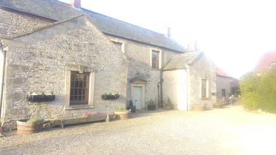 Photo for Beautiful 3 bed Farmhouse self catering