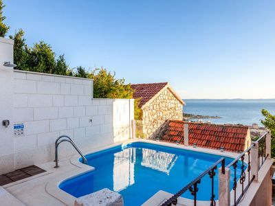 Photo for Vacation home Marieta  in Makarska, Central Dalmatia - 5 persons, 2 bedrooms
