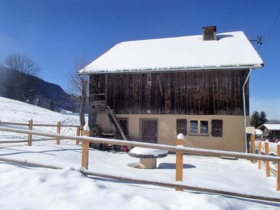 Photo for authentic 3 star chalet